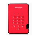 iStorage diskAshur2 SSD  256GB Red