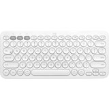 Logitech K380 for Mac Multi-Device Bluetooth Keyboard - OFFWHITE - FRA - CENTRAL