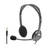 Logitech H111 - BLACK - EMEA