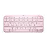 Logitech MX Keys Mini Minimalist Wireless Illuminated Keyboard - ROSE - US INT'L - INTNL