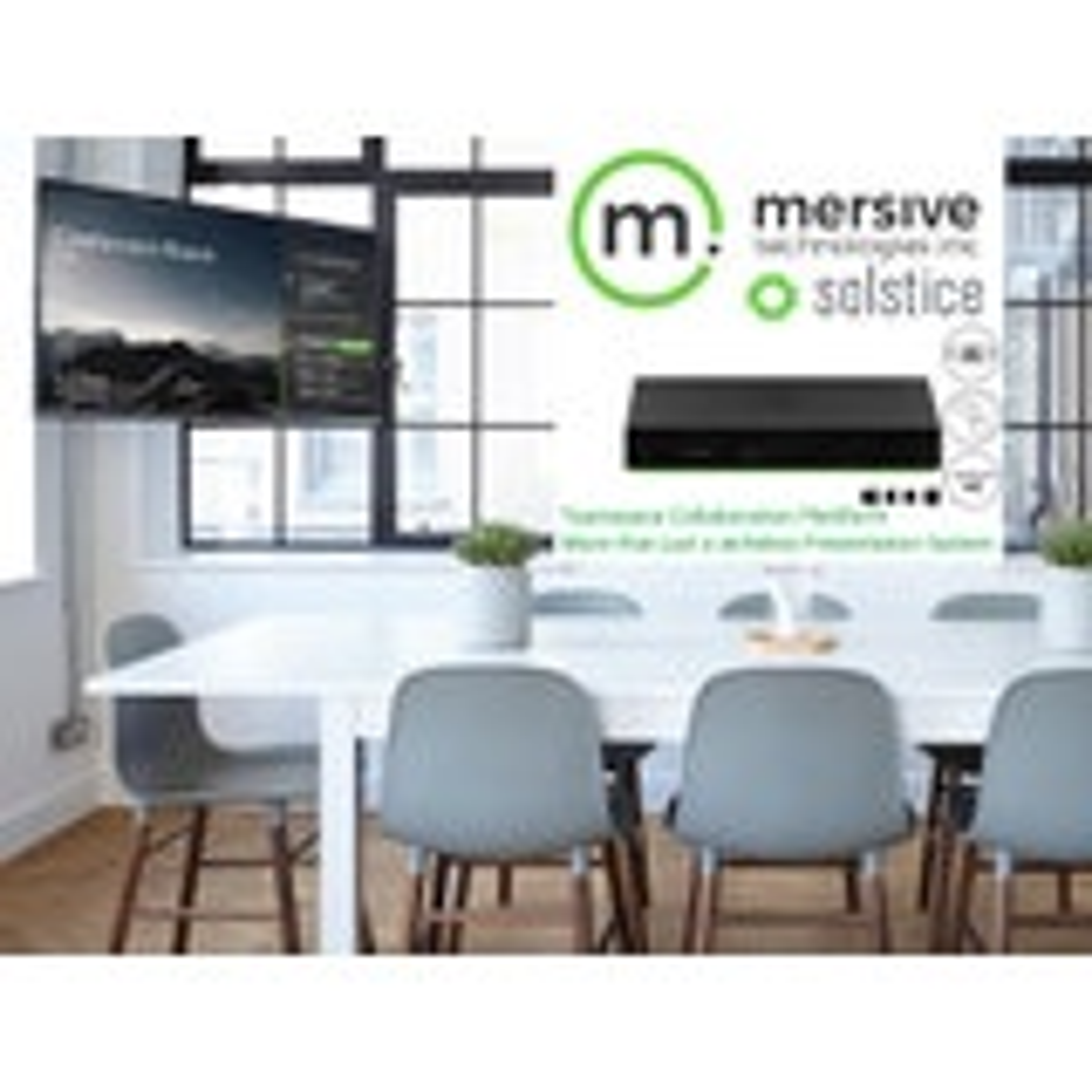 Mersive Solstice Pod Gen3 SGE Enterprise with 5 year Solstice Subscription