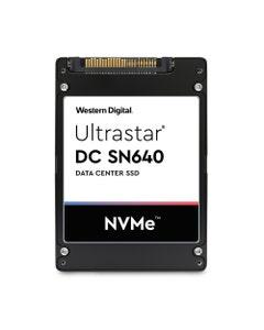 Western Digital Ultrastar DC SN640 3.84TB NVMe 0.8DW/P ISE